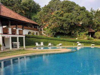 Travancore Heritage 4*. Аюрведа в Индии, Керала