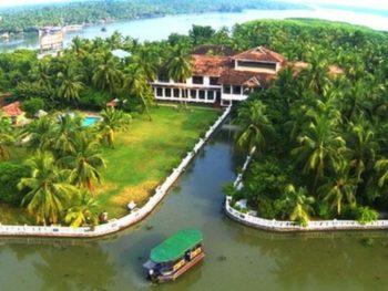 Rajah Island 3*. Индия, Керала