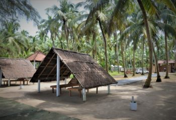 Yantra Ayurvedic Beach Resort 3*. Индия, Керала