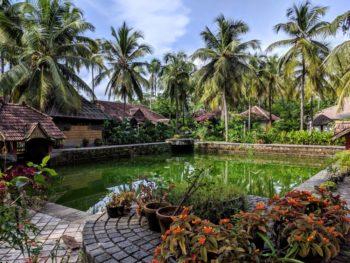 Sitaram Beach Retreat 4*.  Аюрведа в Индии, Керала.