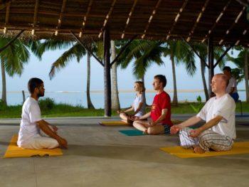Poovar Island Resort 4*. Индия, Керала