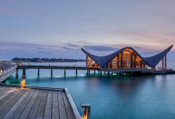 Joali 5*. SPO. Мальдивы
