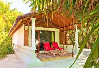 Reethi Beach Resort 3*. SPO. Мальдивы