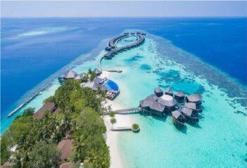 Lily Beach 5* . SPO. Мальдивы